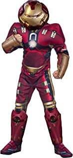 Rubie's Costume Avengers 2 Age of Ultron Child's Deluxe Hulk Buster Iron Man Costume, Large