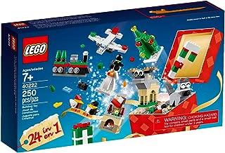 LEGO Christmas Build Up 40222