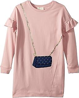 Quilted Handbag Dress (Toddler/Little Kids)