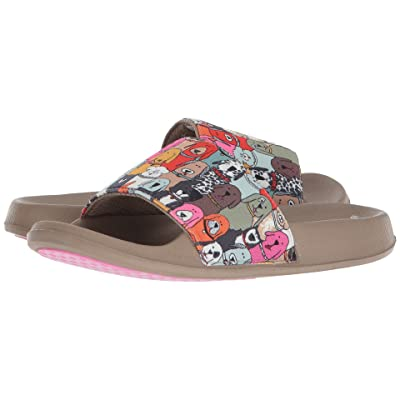 BOBS from SKECHERS Pop-Ups Doggie Paddle (Multi) Women