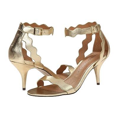 Chinese Laundry Rubie (Gold Metallic) High Heels