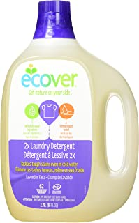 Ecover Laundry Detergent, Lavender Field, 93 Ounce (Pack 4)