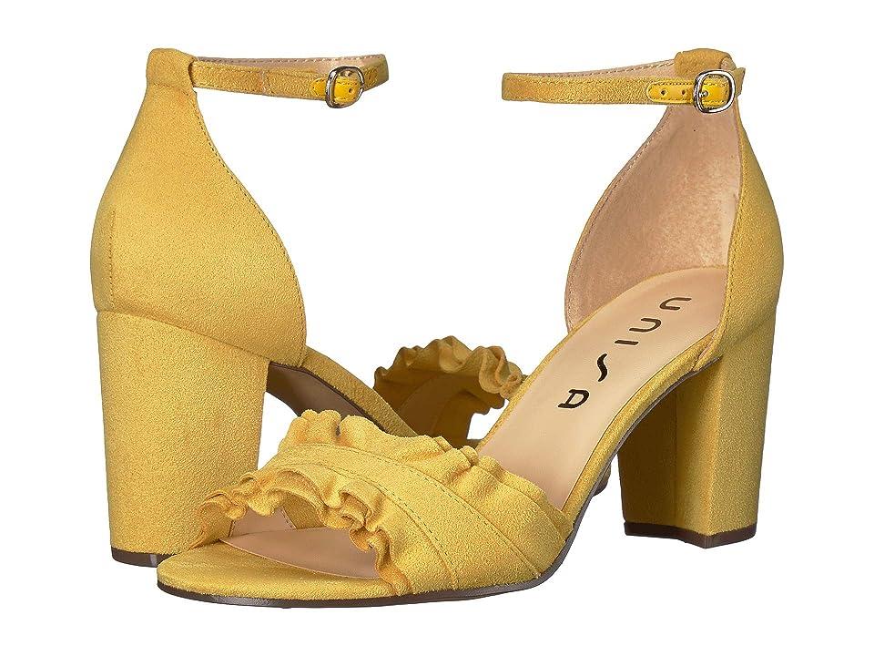 Unisa Danni (Light Mustard) Women