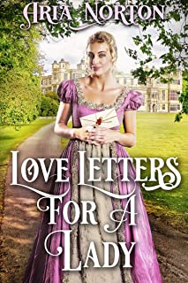 Love Letters for a Lady: A Historical Regency Romance Book