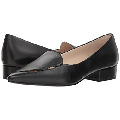 Cole Haan G.OS Leah Skimmer (Black Leather) Women