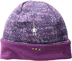 Merino 250 Reversible Pattern Cuffed Beanie (Little Kids/Big Kids)