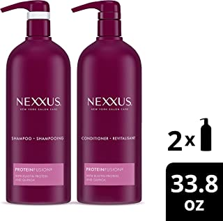 Nexxus for Color Treated Hair Color Assure System, 33.8 Fl Oz, Pack of 2 (Packaging May Vary)