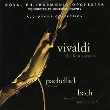 Vivaldi: The Four Seasons - Pachelbel: Canon - Bach: Brandenburg Concerto No. 3