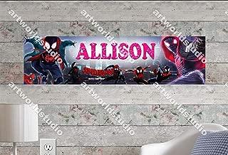 SpiderMan Into The Spider-Verse Movie - 8.5