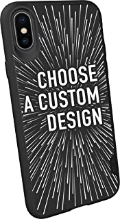 Smartish iPhone Xs/X Slim Case - Kung Fu Grip [Lightweight + Protective] Thin Cover for Apple iPhone 10/10s (Silk) - Secret Menu