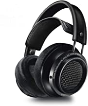Philips Audio Fidelio X2HR Over-Ear Open-Air Headphone 50mm Drivers- Black