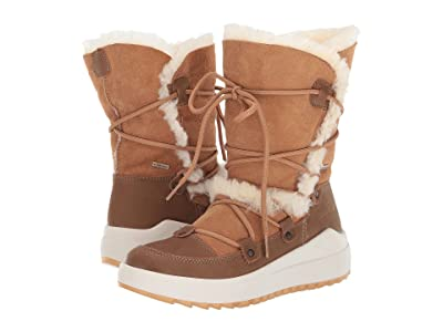 Cougar Tacoma Waterproof (Tan Leather/Shearling) Women
