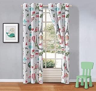 Best paris style curtains Reviews
