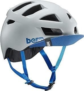 Bern 2016 Men's Allston Summer Bike Helmet w/Visor