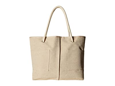 Haiku Caprice Tote (Hemp Cotton) Handbags