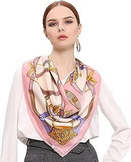 100% Silk Scarf, Large