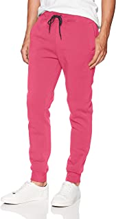 Men's Basic Jogger Fleece Pants