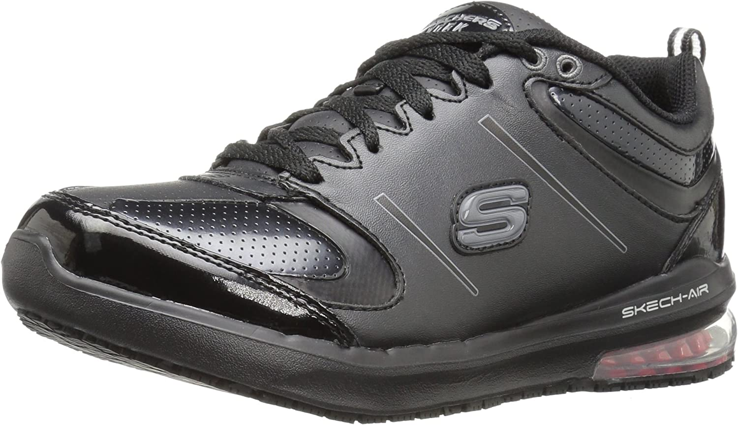 Skechers Work Wohommes Lingle Air Slip Resistant chaussures