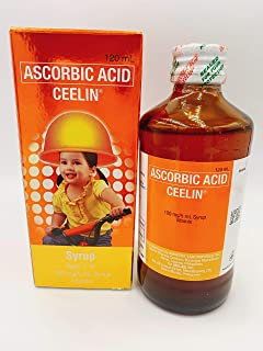 Ceelin Ascorbic Acid Syrup 120ml