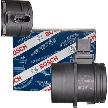 Metzger 0890256 Bosch 0281002917 Hot Film Air Mass Meter 7