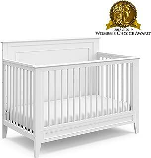 storkcraft aspen crib white
