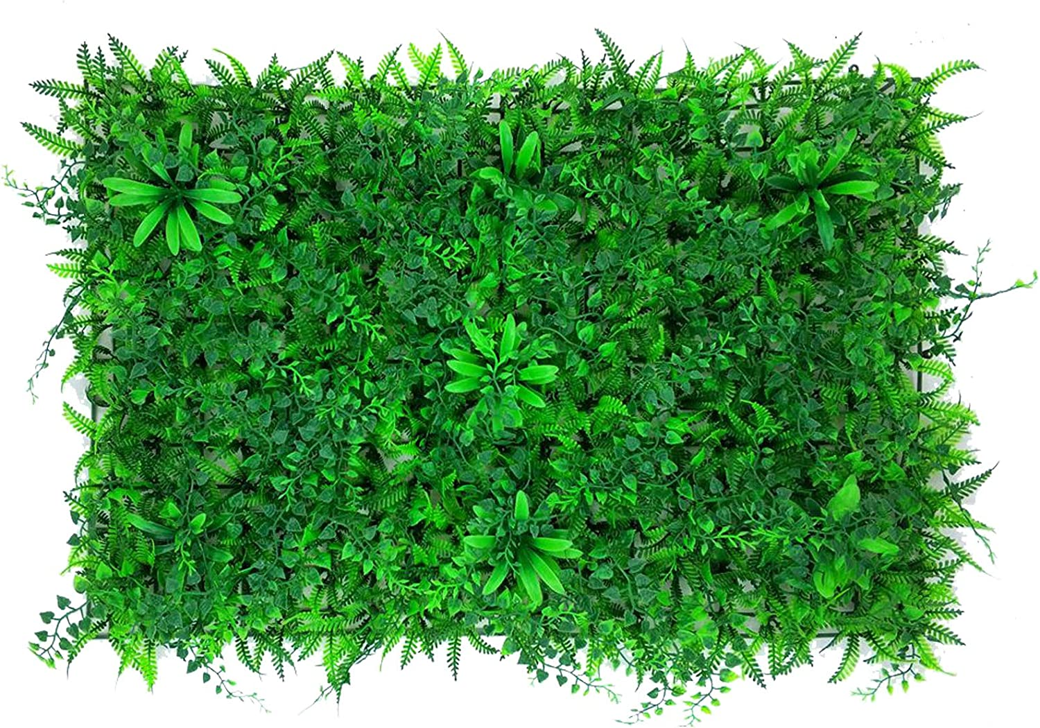 Cheap mail order sales LXYLY 23.6 X 15.7 Inch Artificial Panels UV Wall Plant Free shipping on posting reviews Flowers P