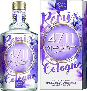 4711 4711 Remix Lavender Eau De Cologne Spray (Unisex) 100ml