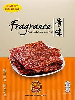 Fragrance Chilli Bak Kwa, 500g