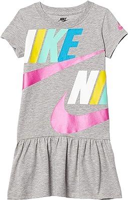 Sportswear Dress (Little Kids)