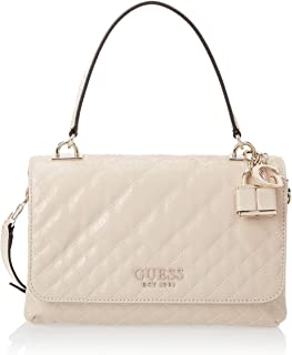 Guess Womens Cross-Body Handbag, Beige - SG766619