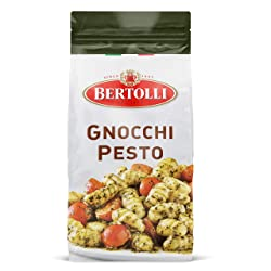 Bertolli Gnocchi Pesto Frozen Meals in a Basil Pesto Sauce With Cherry Tomatoes, 20 oz.