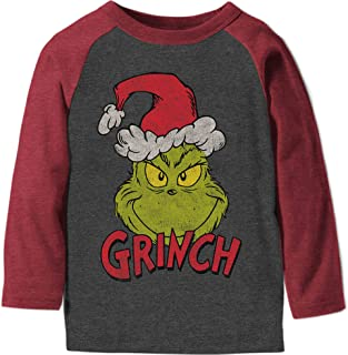 Toddler Boys 2T-5T Grinch Christmas Graphic Tee