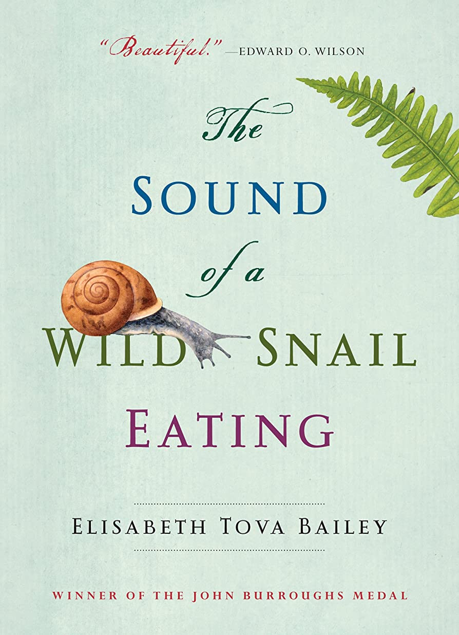 嫌がらせ幻滅する混乱したThe Sound of a Wild Snail Eating (English Edition)