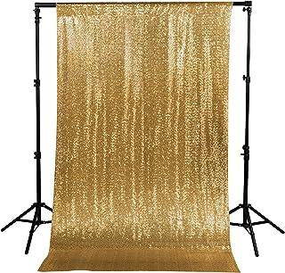 Pailletten Hintergrund, 2,8 x 2,1 m, für Fotografie, als Party Dekoration