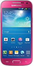 Samsung Galaxy S4 Mini I257 16GB Unlocked GSM Smartphone w/ 8MP Camera - Pink (International version, No Warranty)