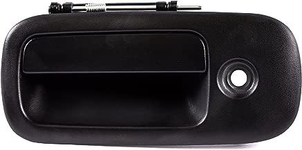 Replacement Front Left Driver Side Textured Door Handle for Chevrolet Express, GMC Savana GM1310148 (2003, 2005, 2006, 2007, 2008, 2009, 2010, 2011, 2012, 2013, 2014, 2015)