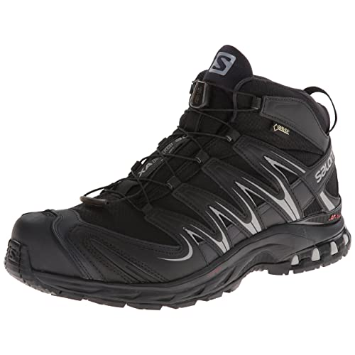 Salomon X Ultra 3 Mid Gtx Beaver Black | Trekking shoes