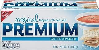 Best fat free premium saltine crackers Reviews