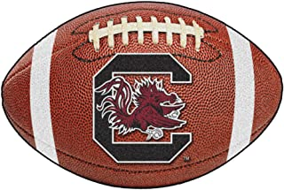 Fanmats South Carolina Gamecocks Football-Shaped Mats