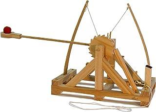 あおぞら レオナルド・ダ・ヴィンチの木製科学模型 カタパルト