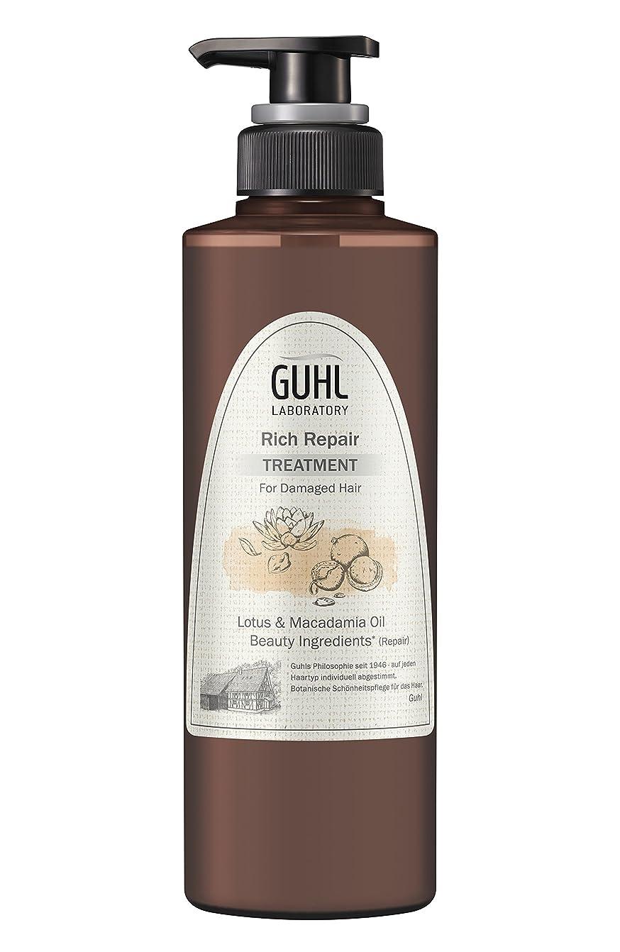 多分しわフリッパーグール ラボラトリー トリートメント (ダメージのある髪へ) 植物美容 ヘアケア リッチリペア 430ml