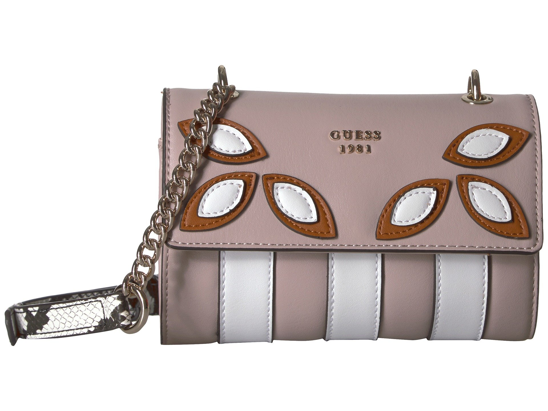 Bolso Cruzado para Mujer GUESS Fruit Punch Mini Crossbody Flap  + GUESS en VeoyCompro.net