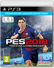 PES 2018 PRO EVOLUTION SOCCER PlayStation 3 by Konami