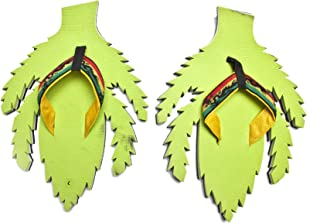 Weed Flip Flops Summer Beach Marijuana Sandals Shower Slippers Non-Slip Funny Crazy Shoes Wear For Women Men