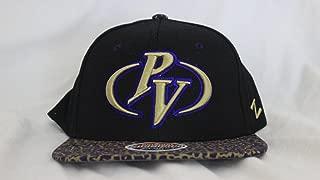 New Prairie View University Zephyr Black, Brown & Purple Snapback