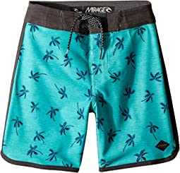 Mirage Motion Boardshorts (Big Kids)
