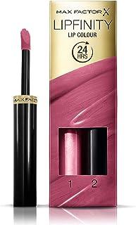 Max Factor Lipfinity Lipstick with Gloss , Vivacious 040
