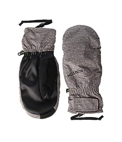 Burton Profile Under Mitt (Monument Heather) Snowboard Gloves