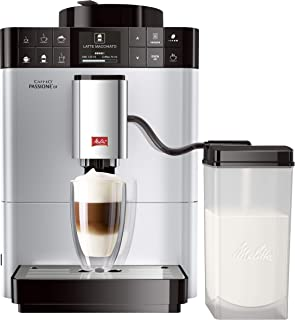 Melitta® Passione one touch F53/1-101 silber
