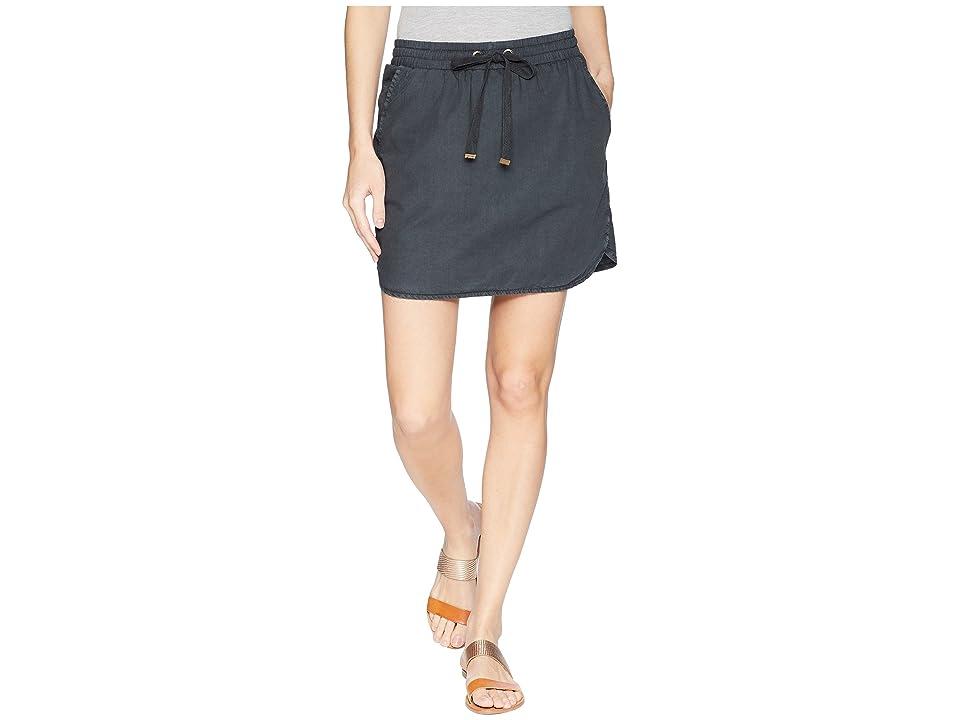 Lilla P Skirt (Charcoal) Women